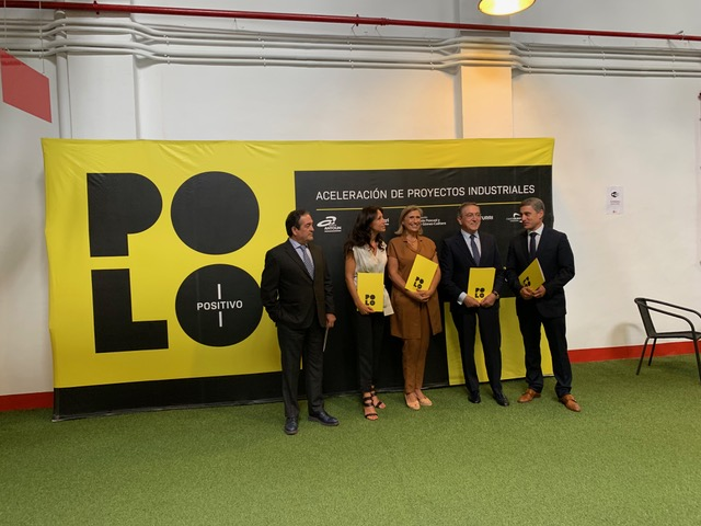 POLO emprendedores famosos españoles