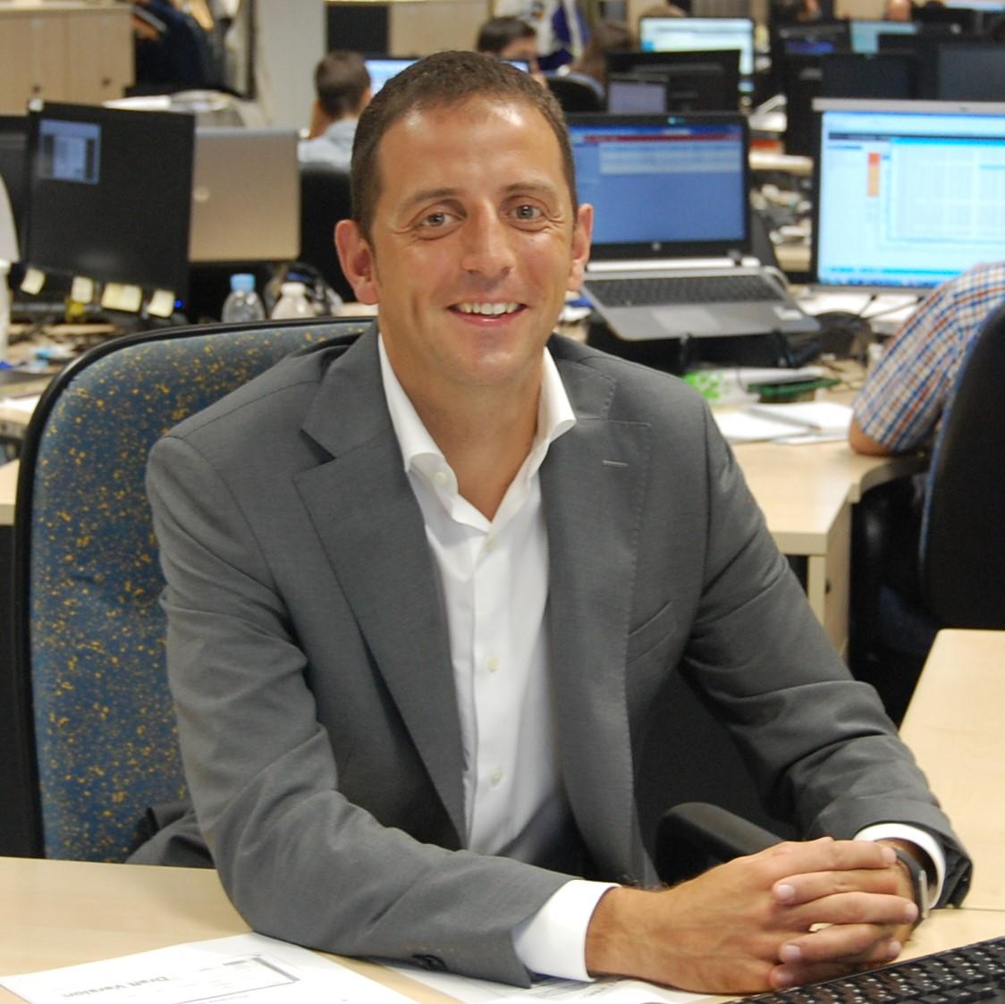 José Ramón Guitérrez, uno de los mentores de POLO positivo.