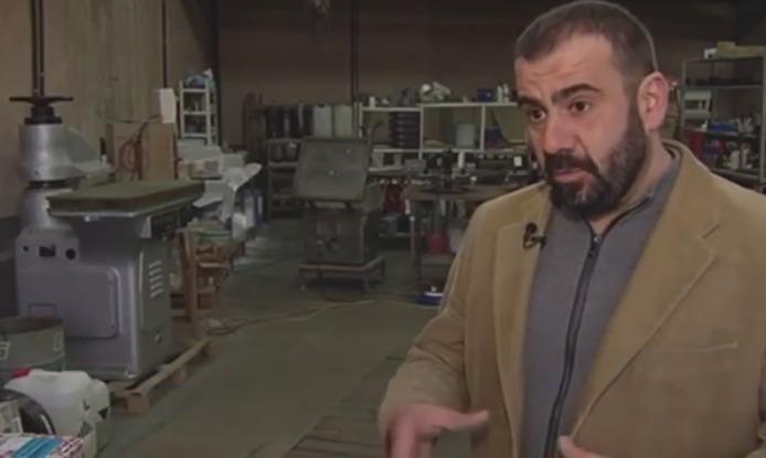 Jordi Solá, socio de BCNDT (imagen TVE)