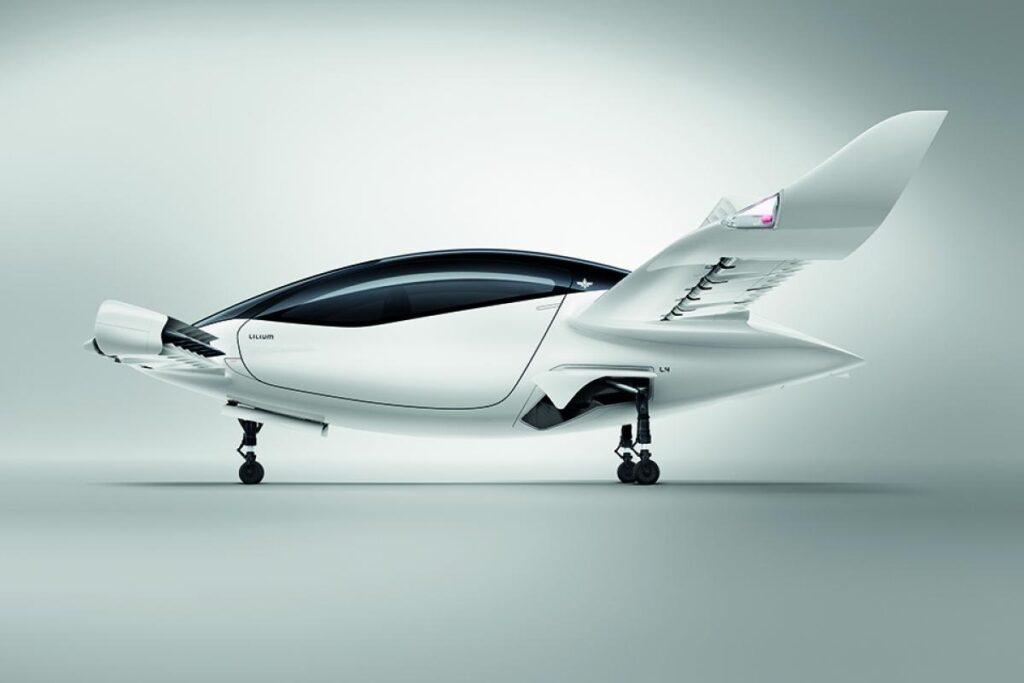 Aerotaxi eléctrico